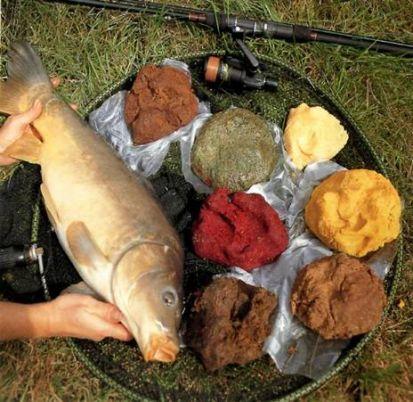 Подкормка для рыбы в домашних условиях рецепт